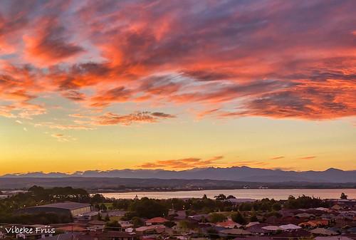 sky myview sunset nelson nelsonprovince newzealand