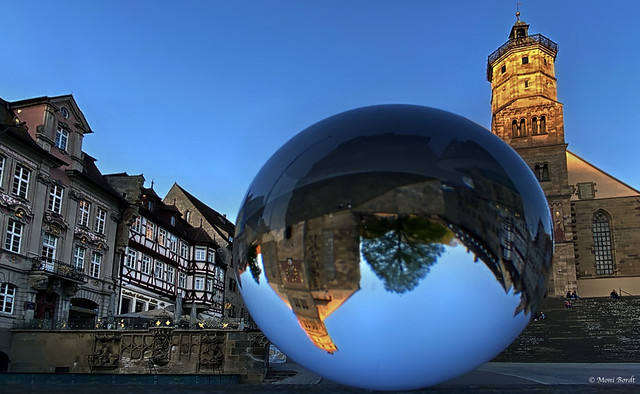 Market Place Schwäbisch Hall  (on explore 1 -25-2021)