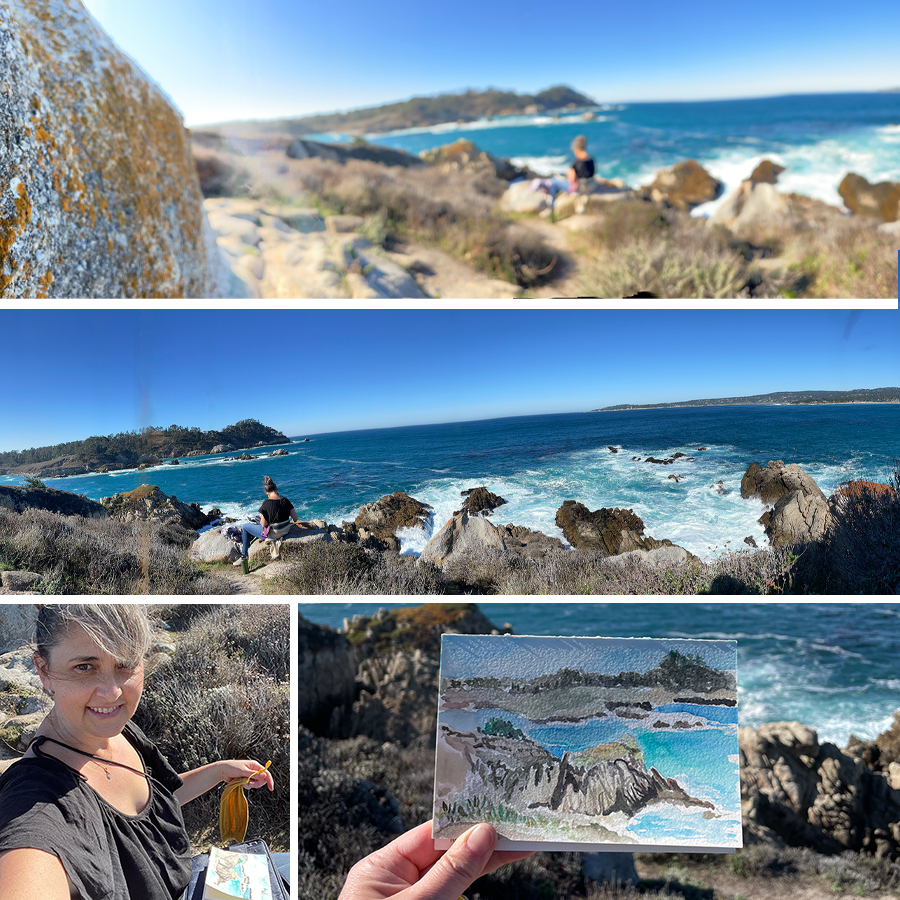 painting-in-point-lobos