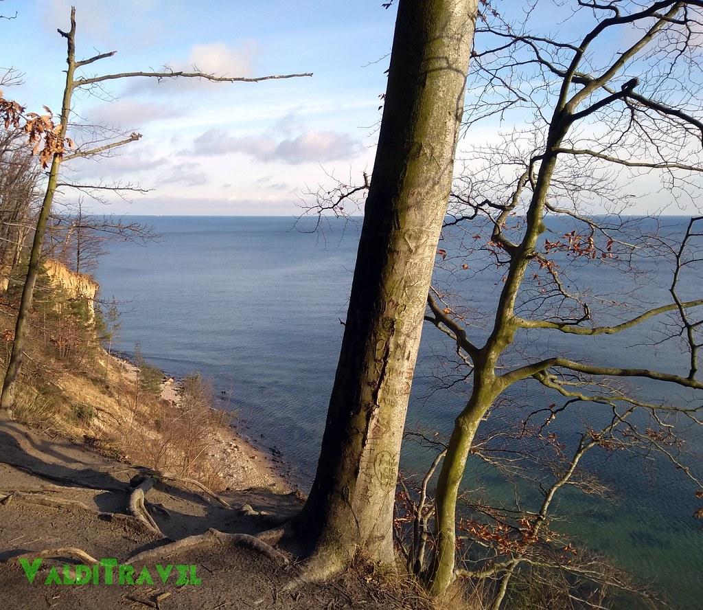Orłowo klif Gdynia
