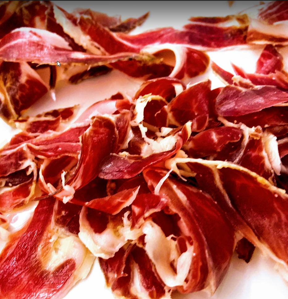 Iberian Acorn Fed Ham of the Cova del Xifré