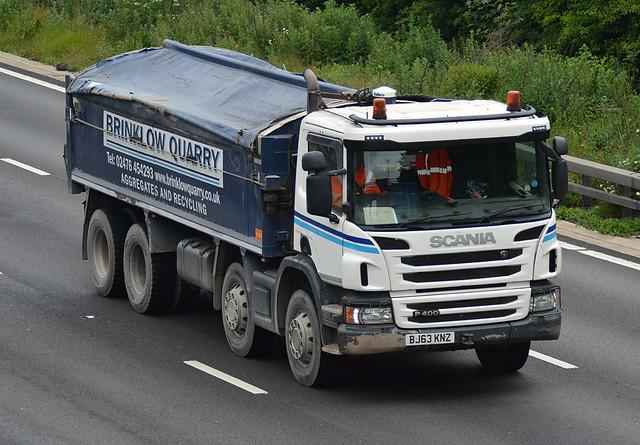 Brinklow Quarry     BJ63KNZ