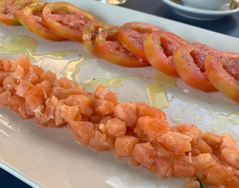 Salmon of the Cova del Xifré