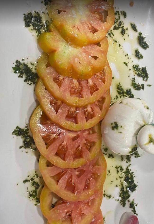 Burrata of the Cova del Xifré
