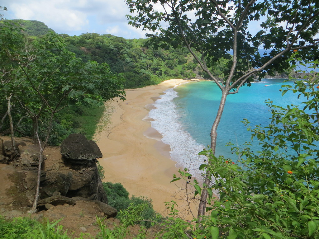 Island of Fernando de Noronha, Brazil