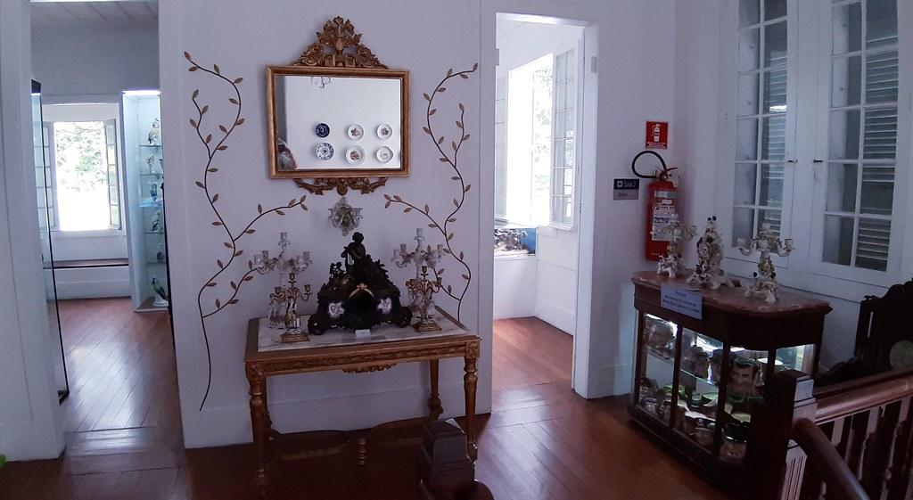 Porcelain Museum, Petrópolis, Brazil