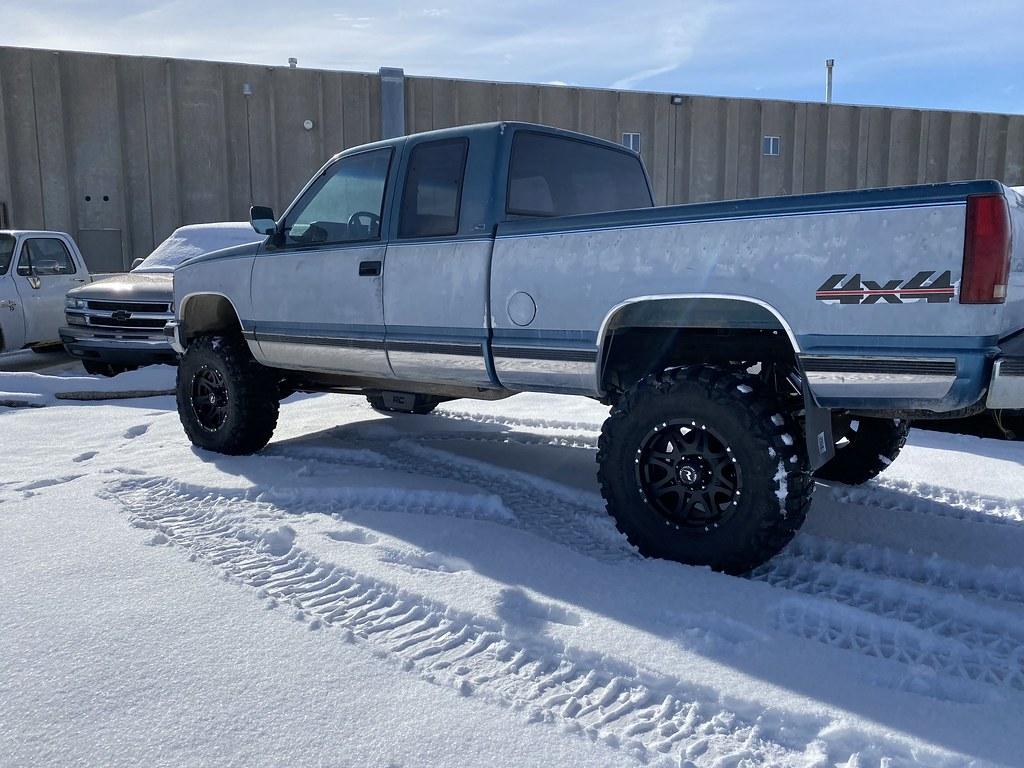 1991 Chevy