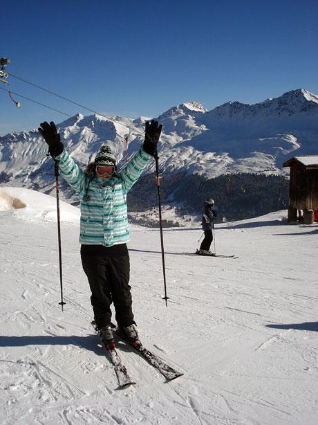 2010 - Skiweekend