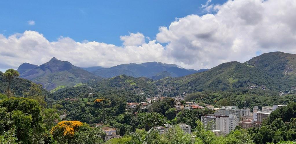 City of Petrópolis, Brazil