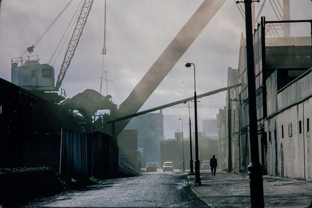 Dublin 1977 #10 Docklands
