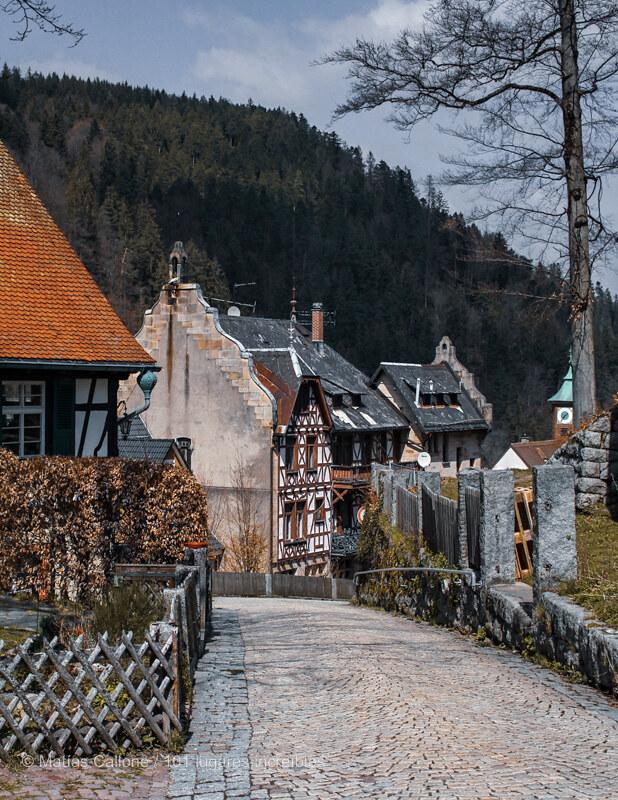 Triberg Selva Negra