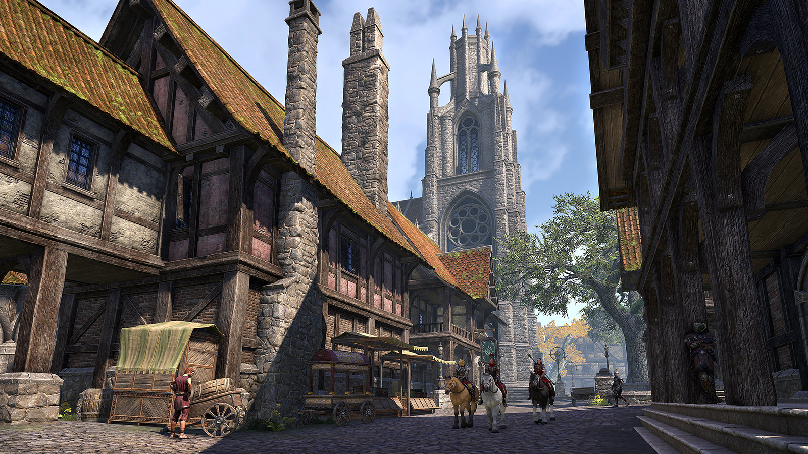 The Elder Scrolls Online - Blackwood