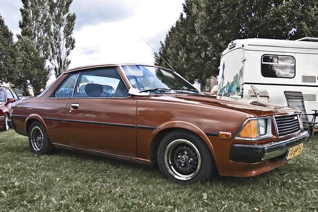 MAZDA 626 Coupé 1980 (7051)