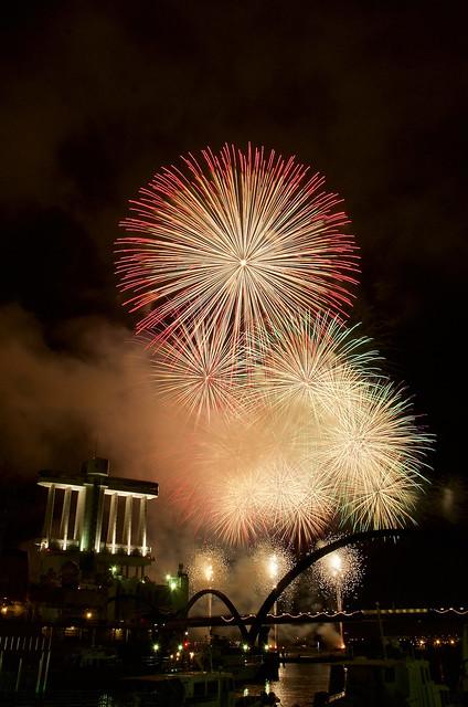 ISOGAI花火劇場 2015 Isogai Fireworks Theater 2015