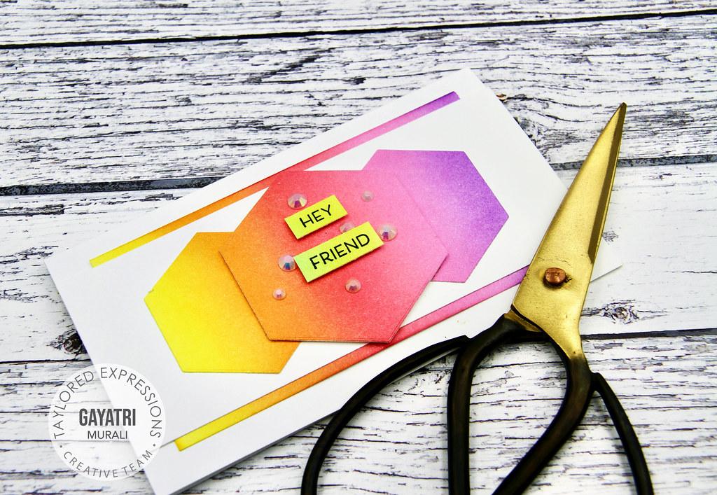 Mini Slim Card #2 closeup