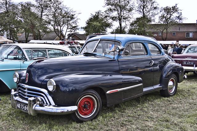 Oldsmobile Special Club Coupé 1947 (2087)
