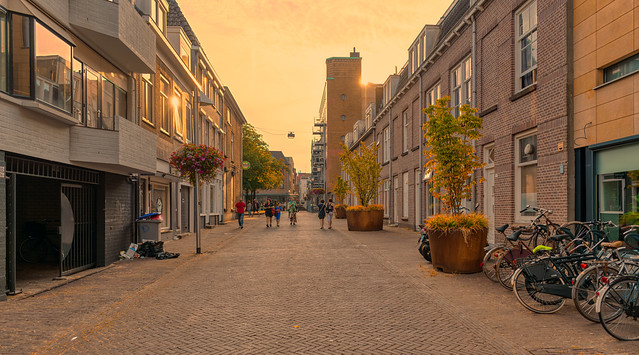 Doelenstraat, Arnhem.