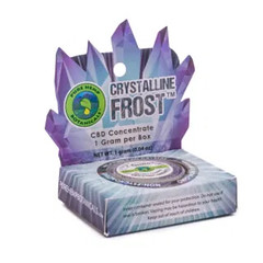 Pure Hemp Botanicals - Crystalline Frost Pure CBD Crystals