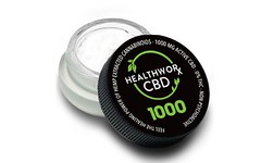 Healthworx CBD - 1000 Mg CBD Isolate