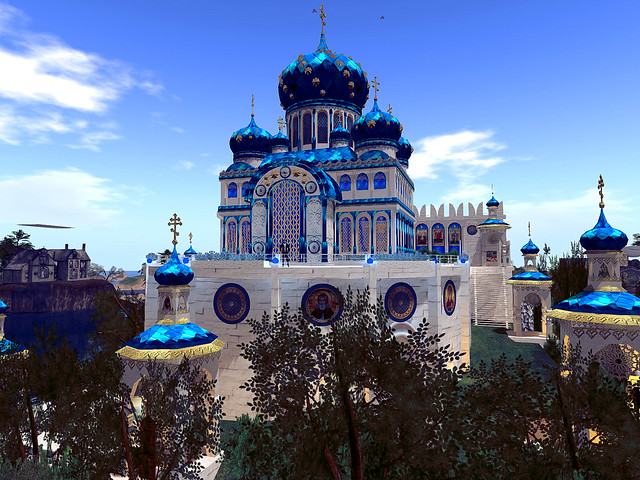Russian Orthodox Church of the Holy Theotokos -  Holy Man Devotional