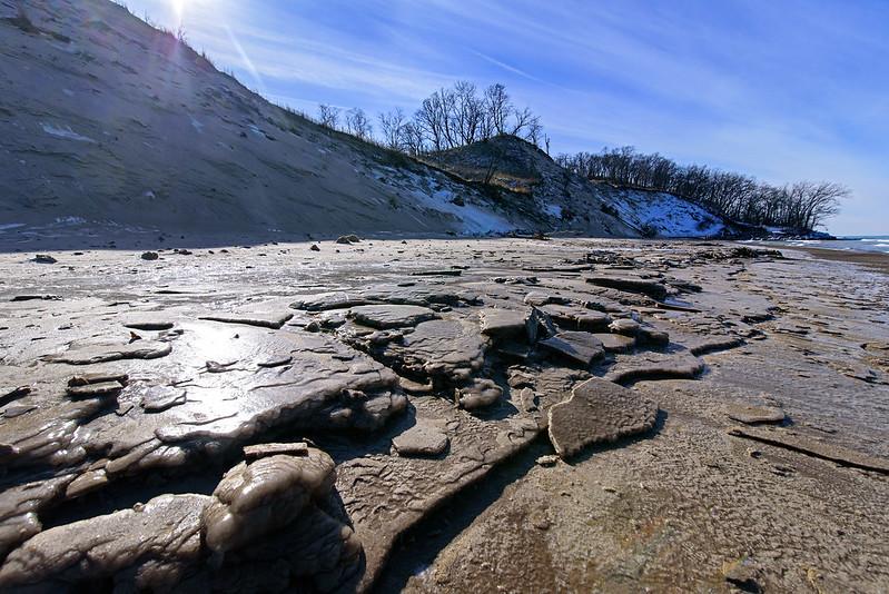 Frozen Sand