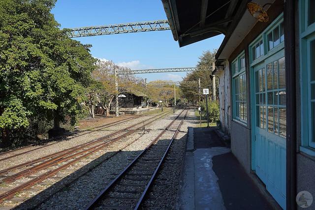 泰安鐵道文化園區