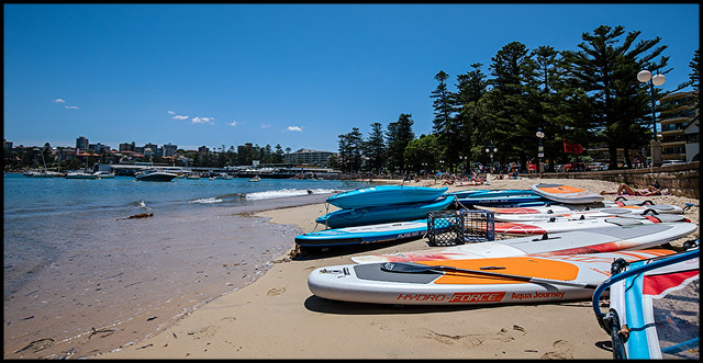 East Manly Cove, Sydney