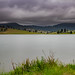 Merrillie posted a photo:Hilly countryside and Lostock Dam in the Upper Hunter Region of NSW, Australia.