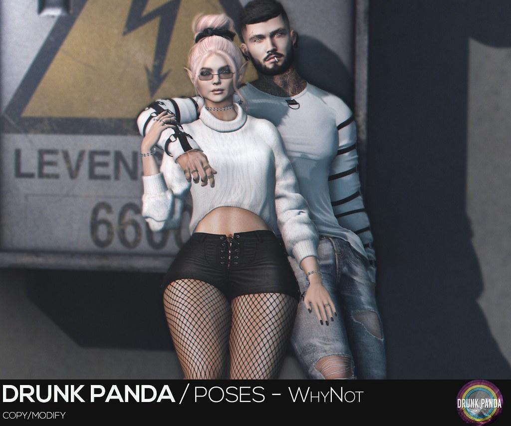 Drunk Panda – WhyNot