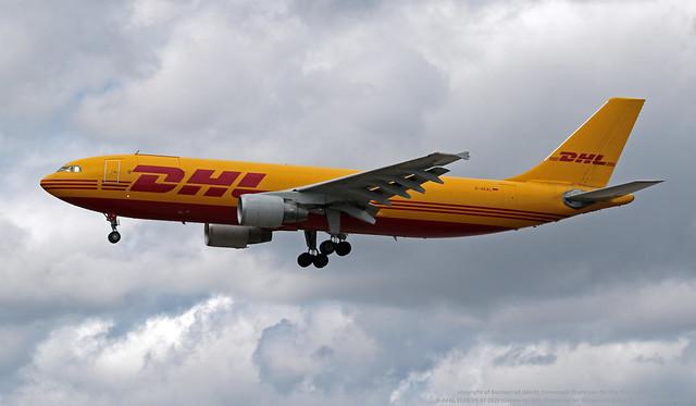 D-AEAL EDDF 05-07-2020 (Germany) DHL (European Air Transport) Airbus A300B4-622R(F) CN 679