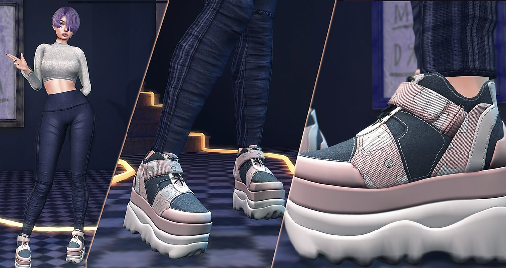 Lybra Chija Sneakers