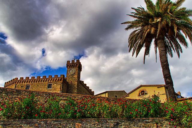 Castello di Casaglia - Casaglia Castle