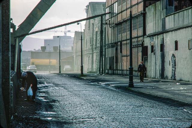 Dublin 1977 #11 Coal Collector