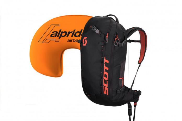 Recenze: Lavinový batoh Scott Patrol E1 40