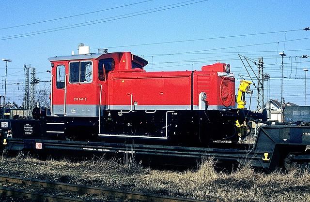 333 647  Mannheim Rbf  17.02.01