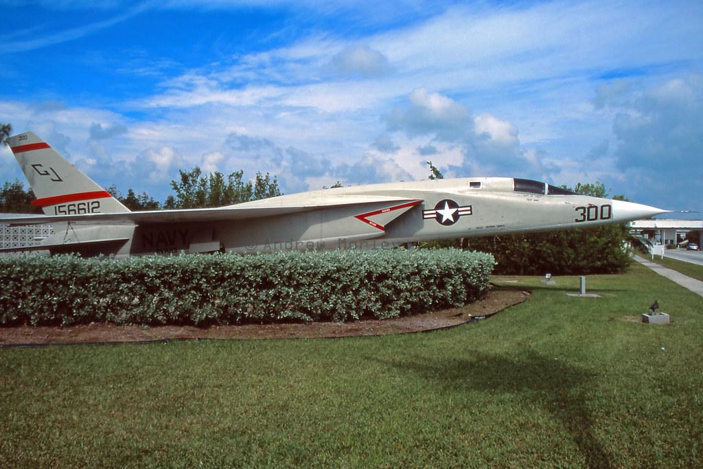 North American RA-5C Vigilante 156612