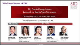 Why Board Diversity Matters 2021