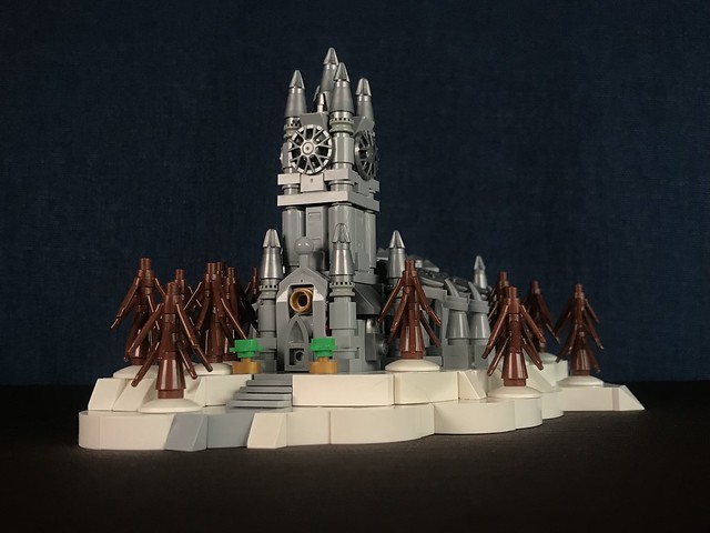 Micro Lego Church