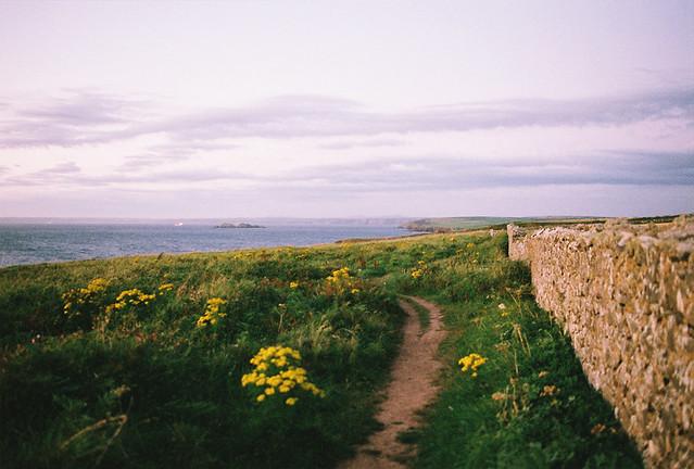 Sunset, Pembrokeshire Coast