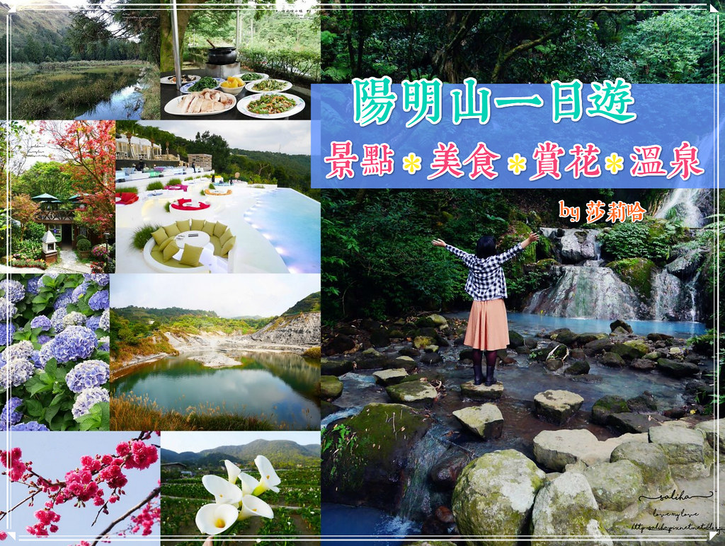 陽明山一日遊景點餐廳夜景觀餐廳美食溫泉推薦 (2)