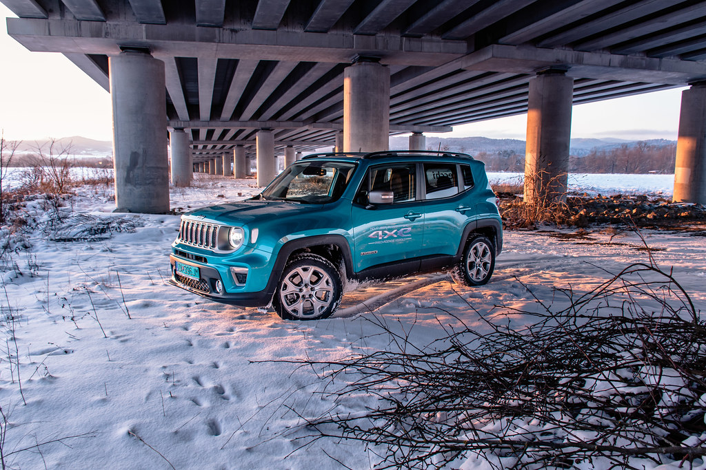 Jeep Renegade 1,3T GSE 4xe