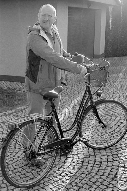 Rowerzysta / Biker