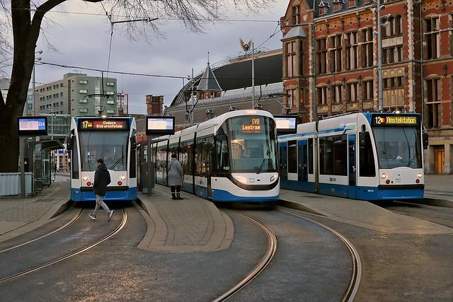 GVB 3026 Amsterdam 25 januari 2021