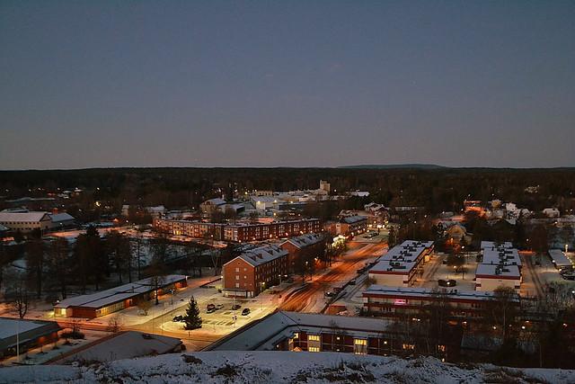 Vinter i Hälsingland 26.