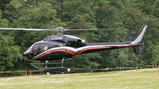 G-DCAM Eurocopter AS355NP Ecureuil II