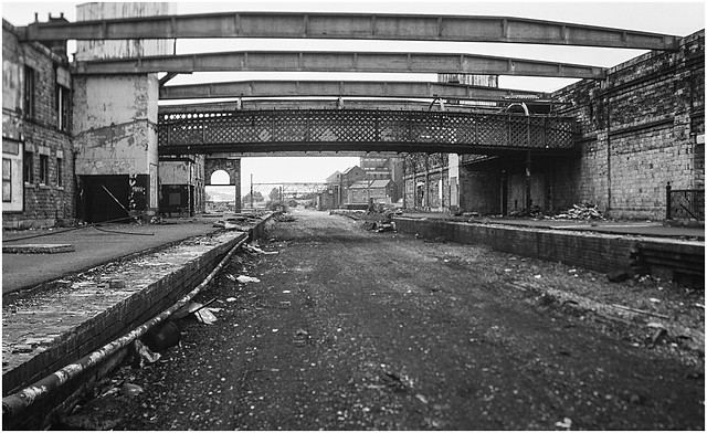 Sheffield Victoria 1986.