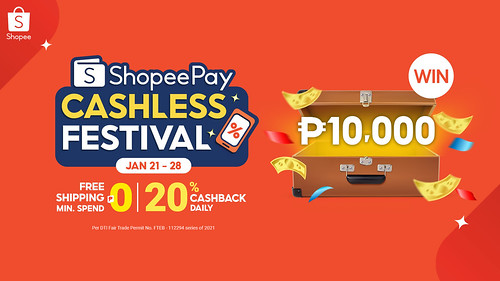 ShopeePay festival | by annalyn