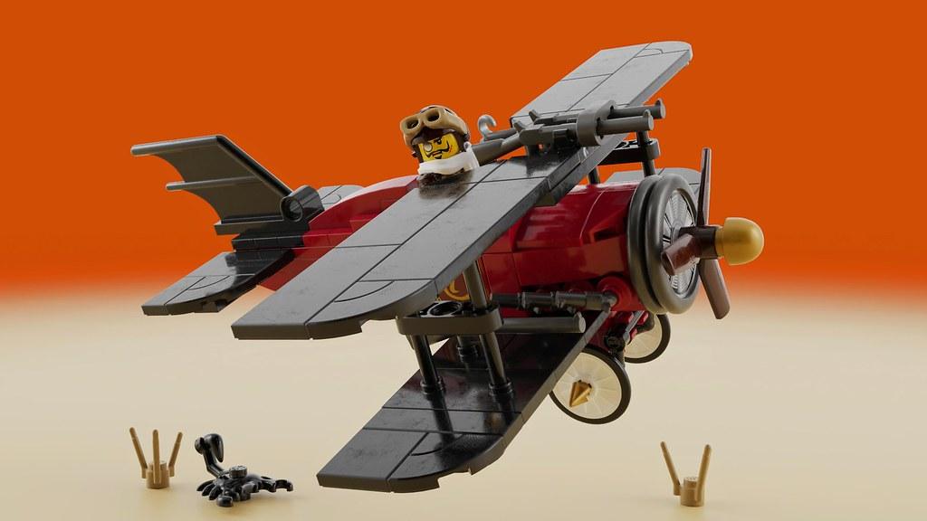 5928: Bi-Wing Baron