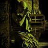 praying monk II