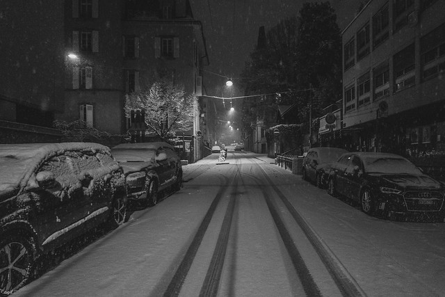 Rue du Maupas, Lausanne